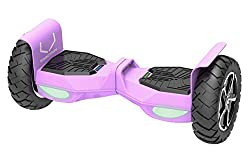 Best 10 Inch Hoverboards (Self Balancing Scooters) 2017 – Reviews & Buyer's Guide: SWAGTRON T6 Off-Road Hoverboard