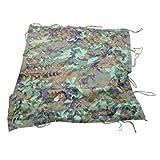 HuaHua Furniture Robust Abdeckplane, Tarnnetz, Leichte Tarnnetz Army Mesh Netze for Sonnenschutz...