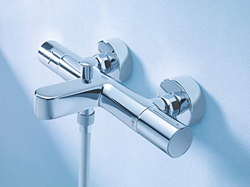 Grohe –  Grohtherm 1000 Cosmopolitan Thermostat-Wannenbatterie, Chrom - 2
