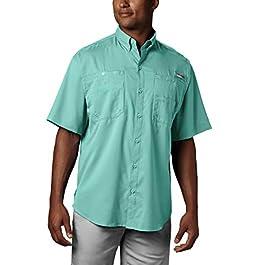 Columbia Men's PFG Tamiami Ii Short Sleeve UPF Shirt