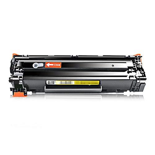 Cartucho de tóner, cartucho de impresora en polvo fácil de agregar, negro, adecuado para cartucho de tóner HP 388A 388a polvo en polvo fácil de agregar M1136MFP1007 P1108 M126a P11061008, puede im