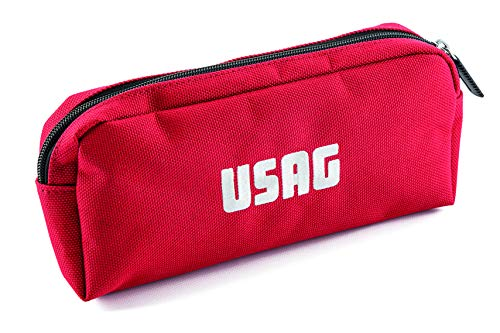 USAG U00070040 Astuccio portautensili, Rosso