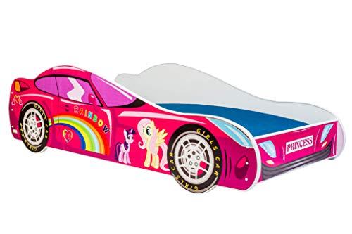 Angelbeds Kinderbett 8 Auto Motive Flex Lattenrost Matratze 160 X 80 Car II 3