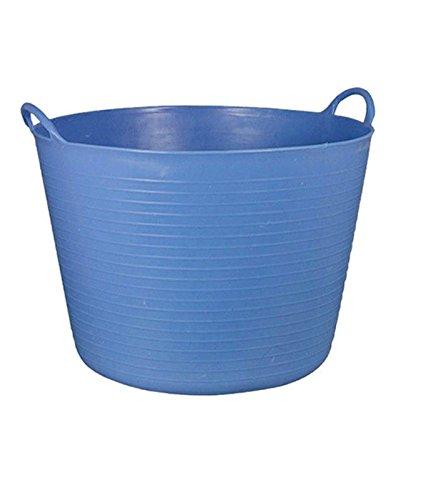 Acan Promopastor - Capazo de plástico en Color Azul 26 L