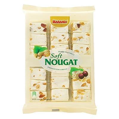 marandi peanut and fruit nougat tray 180 g Marandi Peanut and Fruit Nougat Tray 180 g 41TE YDHxTL