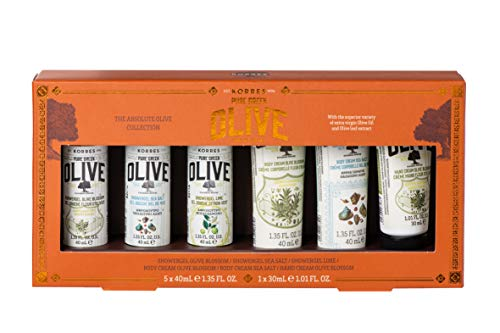 Korres the Absolute Olive Collection - Reisegrößen-Set