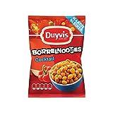 Patatine di arachidi | Duyvis | Cocktail di noccioline alle nocciole | Peso totale 125 grammi