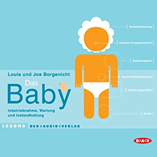 Das Baby. Inbetriebnahme, Wartung und Instandhaltung Titelbild