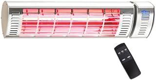 Casafan 70031 CasaTherm W2000 FB - Calefactor halógeno por infrarrojo, color blanco