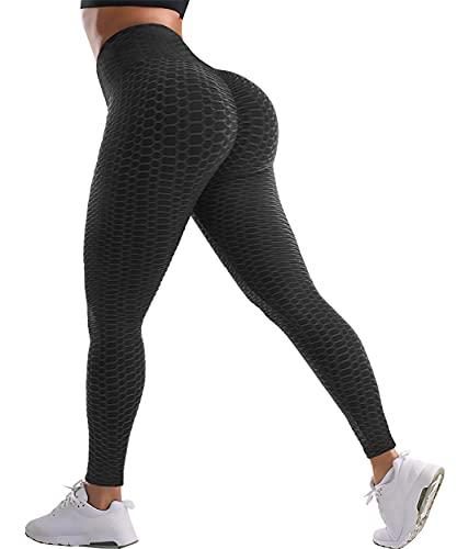 Jenbou Anti Cellulite Workout Leggings for Women