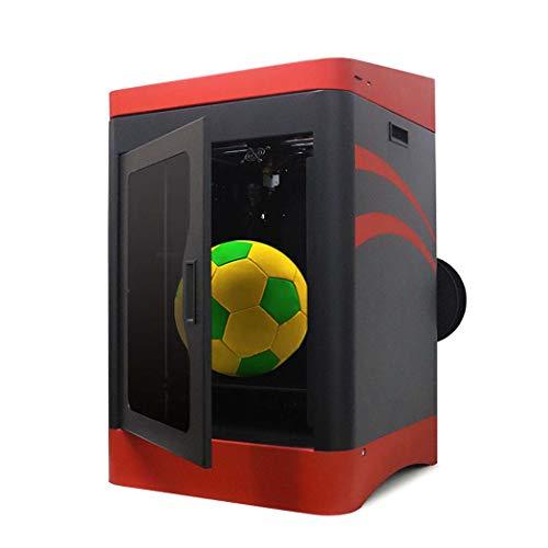 XYANZ Ender 5 Pro 3D Upgrade de l'imprimante, avec Mainboard Silencieux Metal Frame extrudeur, avec 3,5 '' Smart Touch écran Couleur Hors Ligne Imprimer 300 * 300 * 400mm Volume de Construction