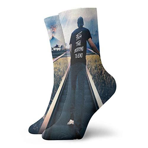 Murda Beatz Tour 2019 Socks Sweat-absorbent Soft Socks