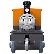 Thomas & Friends Thomas and Friends GDJ44 Trackmaster Push Along Bash Metal Train Engine, Multi-Colo...
