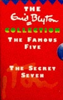 Ship of Adventure; Good Work Secret Seven; Mystery of Tally-Ho Cottage; Five on Kirrin Island Again
