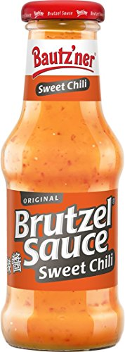 Bautzner Brutzel Sauce Sweet Chili 250ml