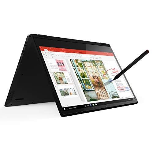 Lenovo Flex 14 2-in-1 Convertible Laptop, 14 Inch FHD Touchscreen Display, AMD...