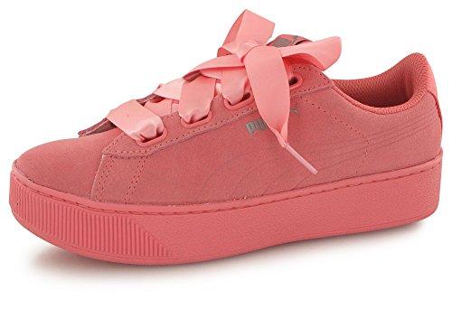 Puma Vikky Platform Ribbon S, sneakers, laag, dames