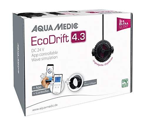 Aqua Medic EcoDrift 4.3 Ultra Silent, Steuerung über Controller und App