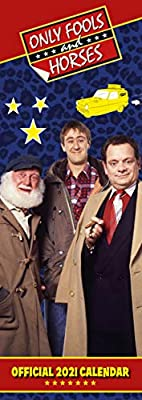 Only Fools and Horses Official 2021 Calendar
