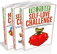 21-Day Challenges Box Set 1 - Self Love, Self Confidence & Happiness