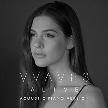 Alive (Acoustic Piano Version)