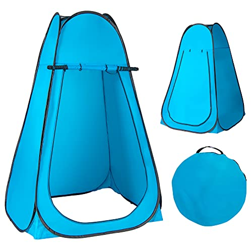 Giantex Pop-up Privacy Tent, Shower Tent Portable Changing Room w/Carry...