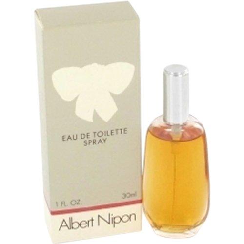 Albert Nipon Eau De Toilette Spray by Albert Nipon, 1 Ounce