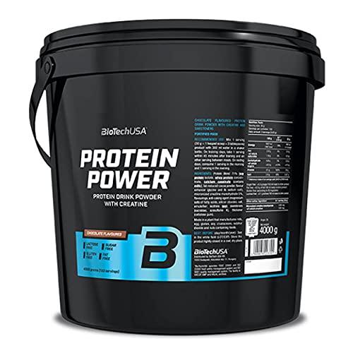 Biotech USA Protein Power - 4 kg Chocolate