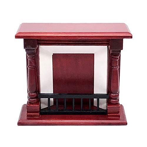Pittospwer 1/12 Accesorio Muebles Miniatura, Modelo