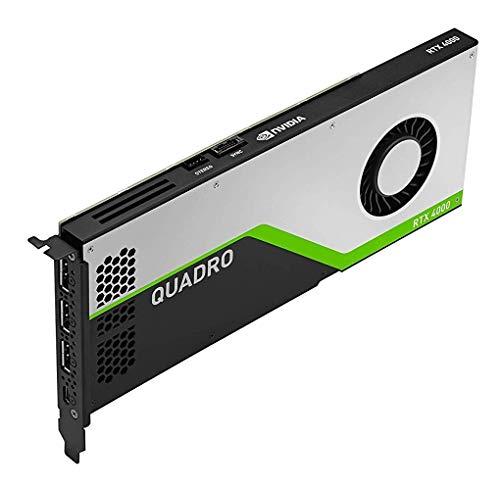 HP NVIDIA Quadro RTX 4000 8GB (3) DP+USBc - Grafikkarte, 5JV89AA