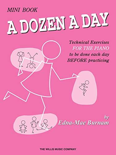 A Dozen a Day Mini Book (A Dozen a Day Series) (English Edition)