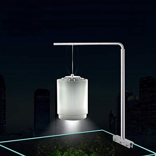 HKHJN Universele Aluminium Aquarium Licht Hangende Stand Houder voor Vis Tank Plant Lamp HKHJN