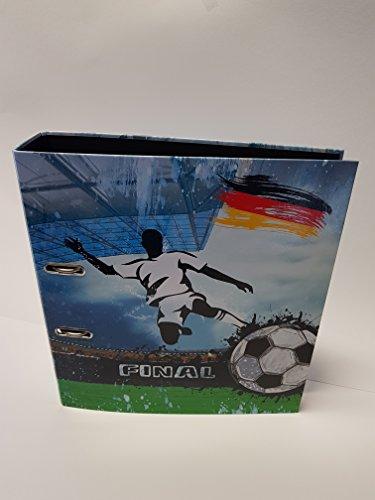 BRUNNEN Ordner 8cm Fußball