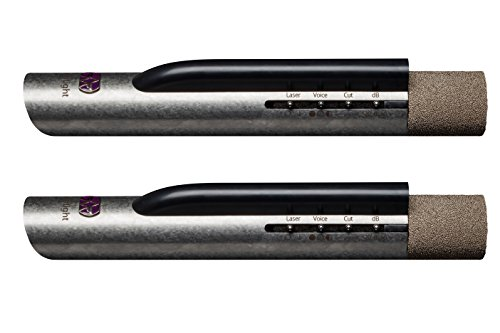 Aston Microphones Starlight Laser-Targeting Cardioid Condenser Pencil Microphones, Stereo Pair