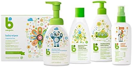 Babyganics Essentials Brand Box (Worth $143.15)