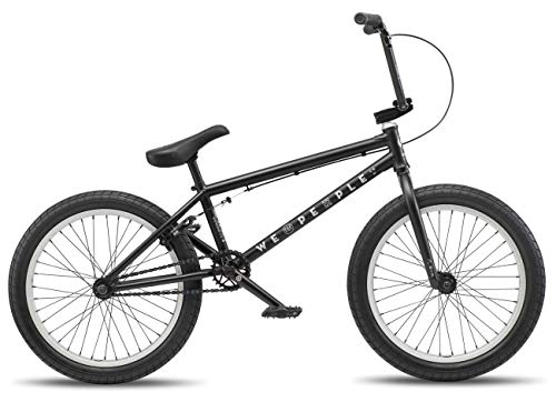Great Features Of We The People Arcade 20 2019 Complete BMX Bike 20.5 Top Tube Matte Black