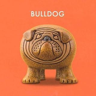 カプセルQ リサ・ラーソン ミニチュアファブリカ vol.2 [2.Bulldog ブルドック](単品)