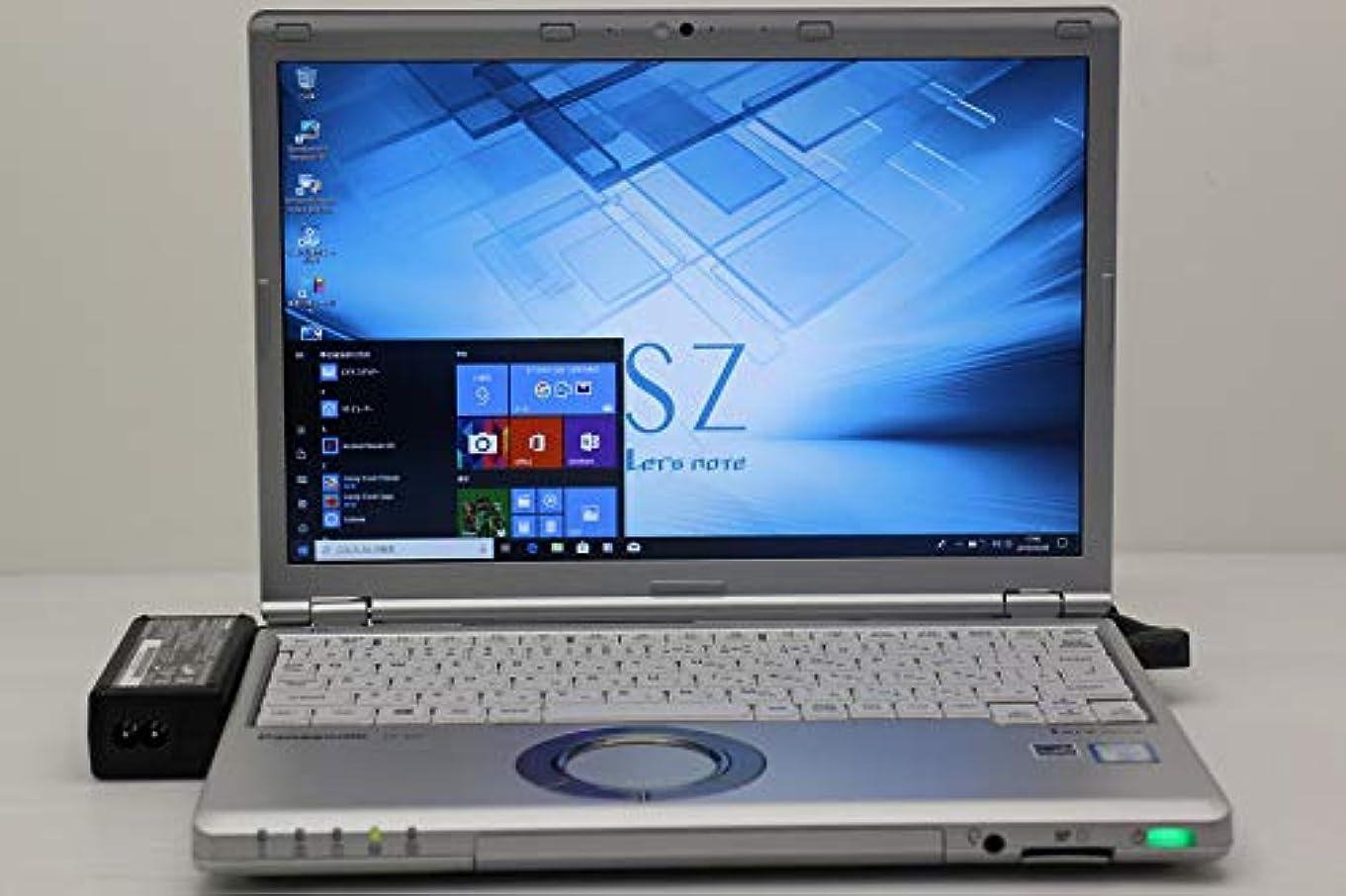 ミシン目小切手氏【中古】 Panasonic CF-SZ5ADAKS Core i5 6300U 2.4GHz/4GB/320GB/12.1W/WUXGA(1920x1200)/Win10