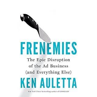 Frenemies audiobook cover art