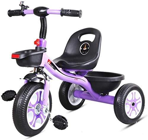 Pushchairs Kindertrikes driewieler wandelwagen Trike kinderwagens voor kinderen met klassieke fietsbel outdoor kinderfiets binnen en buiten driewieler baby producten