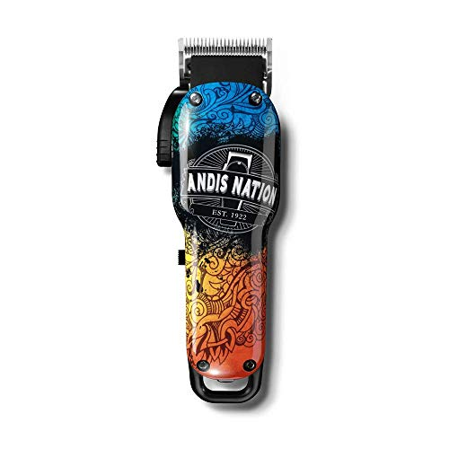 Andis Nation LCL Fade Clipper, kabellos, mehrfarbig