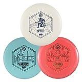 Infinite Discs Disc Golf Beginner Starter Set