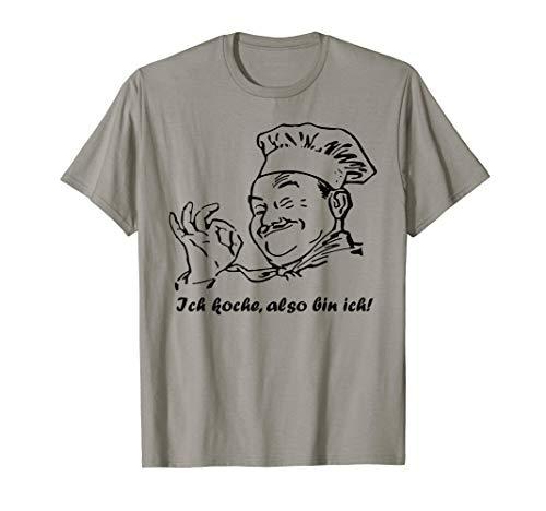 Koch Design - Ich koche, also bin ich - Liebe zum Kochen