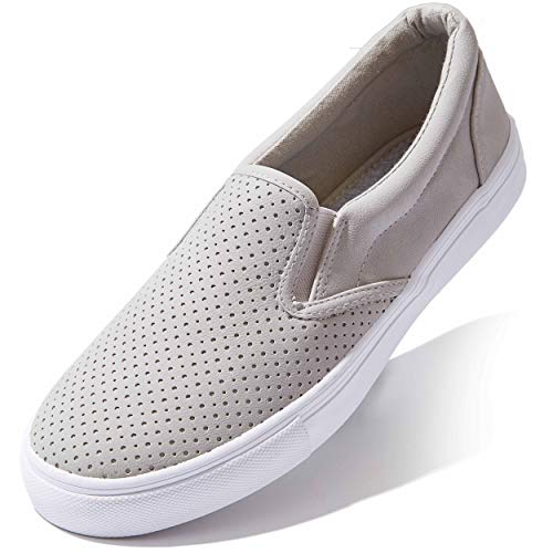 Shoe Slip On Low Top Slip On Shoe Loafer Classic Sneakers Double Monk Comfortable Formal Casual Slip-on Loafers Shoes Clay,pu,8
