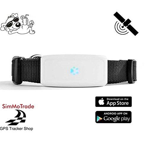 Simmotrade® SMT_911_OS, GPS Tracker für Hunde. Deutscher GPS Tracker Shop, deutsche Beschreibung. Keine # ABO # Gebühren