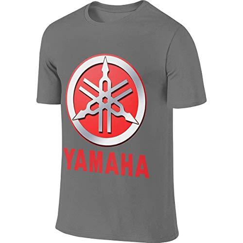 Men Customized Novelty Tops Matchless Yamaha Logo T-Shirts,T-Shirts & Hemden(XX-Large)