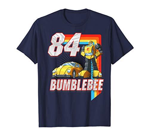 Transformers Bumblebee 84 Retro T-Shirt