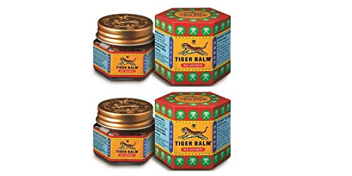 Tiger Balm Red Ointment 21ml - Pack of 2