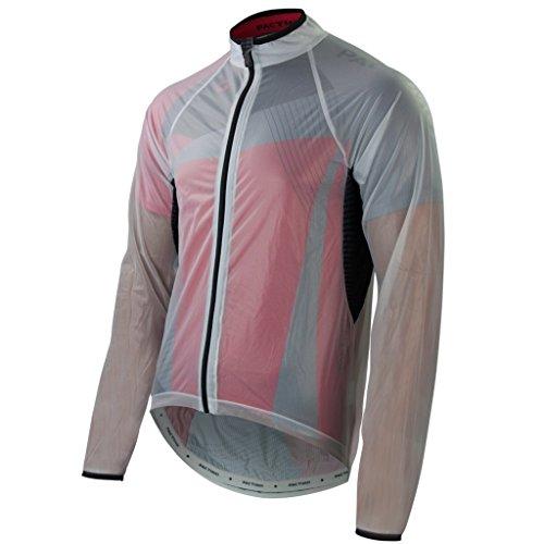 Pactimo Men's Ultra-Lite Cycling Rain Jacket