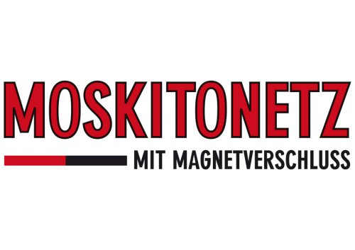 """TV – Unser Original 3238 Moskitonetz mit Magnetverschluss """"Magic Klick"""", 90 x 210cm - 9"""